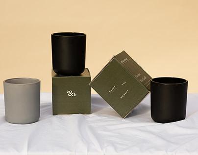 Ember & Beam Brand Development and Packaging