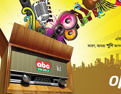 Radio ABC Open up Press