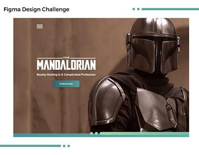 UI Design For Disney's The Mandalorian