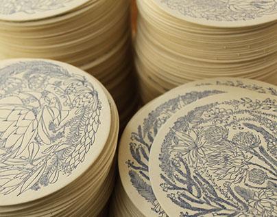 Botanical Phenomenon Coasters