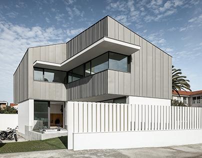 Madreselva House/ David Olmos Arquitectos