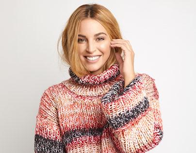 Peplos Knitwear Look Book