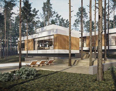 CALM HOUSE