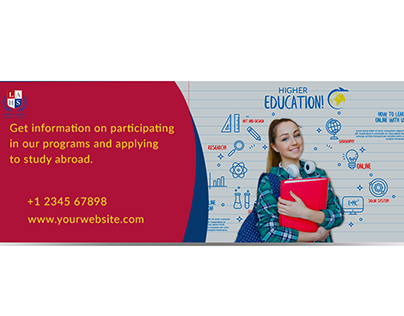 Education Facebook Cover Design