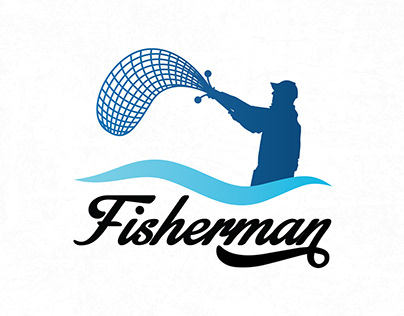 Fisherman | Logo & packaging