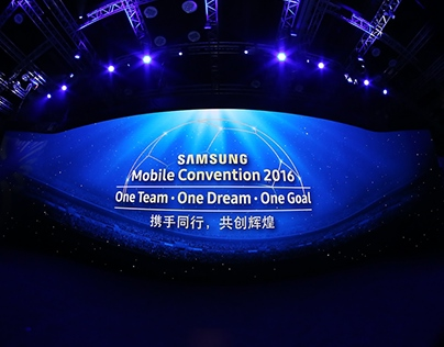 Samsung Mobile Convention Event 2016