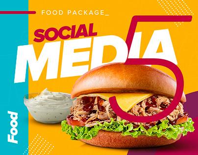 Social Media 5 | Food