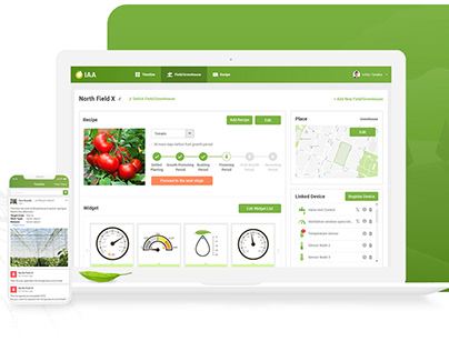 IOT AGRICULTURE APPLICATION
