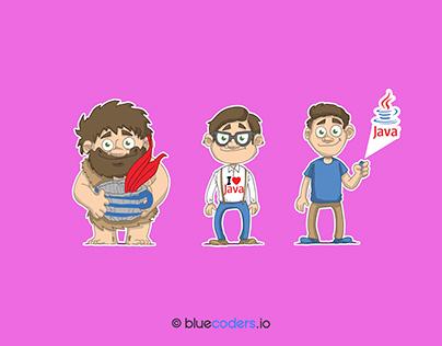 Développeur Java NewGen - BLUECODERS