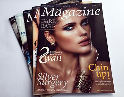 ASC Magazines – Design & Layout