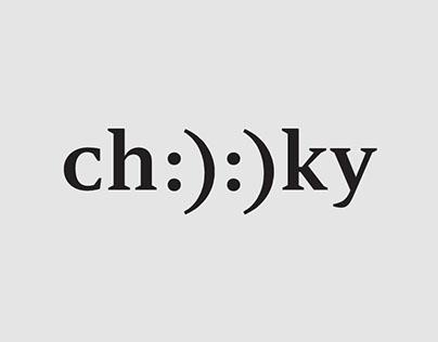 ch:):)ky