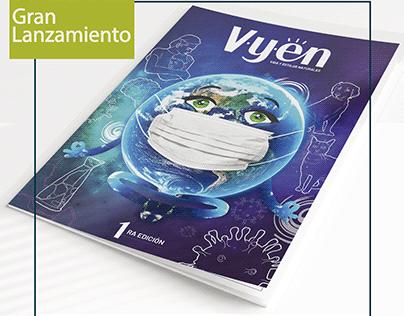 Pre-lanzamiento Revista VYEN