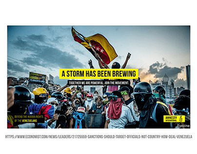 A Storm Has Been Brewing - Campaña Hackeada