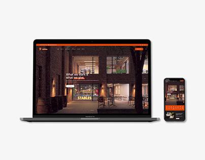 Website - Stables