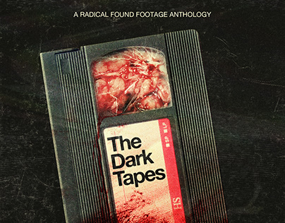 The Dark Tapes Key Art Design