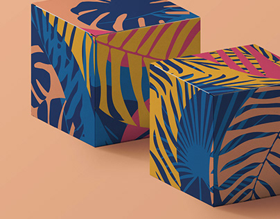 Jungle Cutted Paper 2