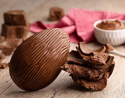 Ovos de Páscoa - Chocolates Brasil Cacau