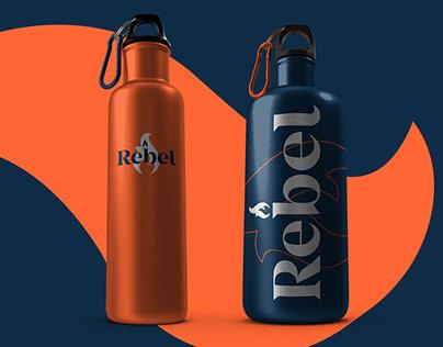 REBEL FITNESS CLUB | LOGO DESIGN