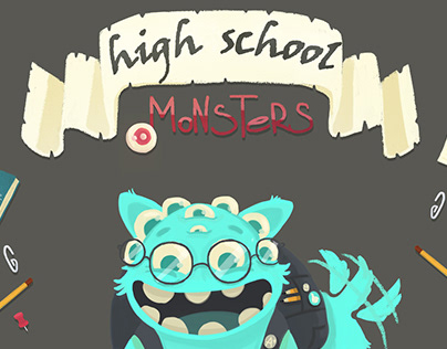 High School monsters