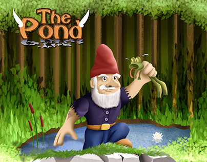 The Pond / Video game in 48hours - Global Game Jam