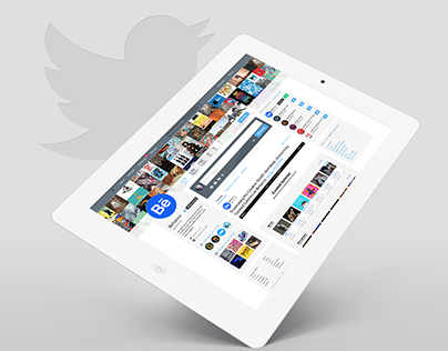UX-optimized Twitter redesign