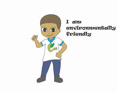 eco-friendly Boy