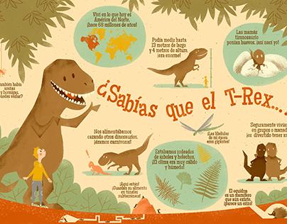 My friend T-Rex