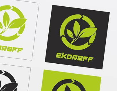 EkoRaff - rebranding