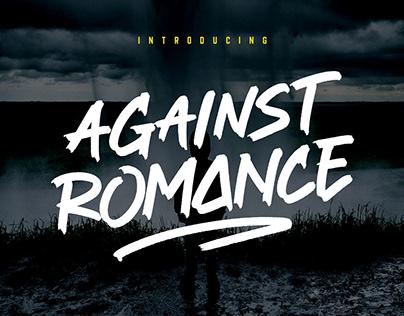 Against Romance