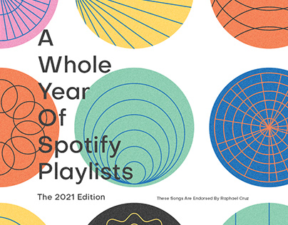 A Whole Year Of Spotify Playlists