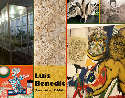 Fascículo Luis Benedit