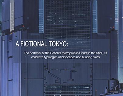Dissertation/ A Fictional Tokyo/ Y3