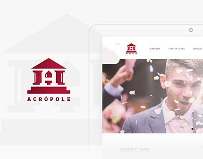 Branding and Web Design | Acrópole