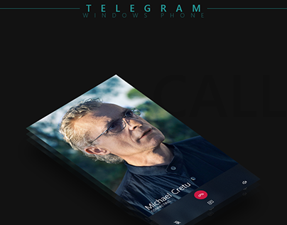 Telegram UI Concept
