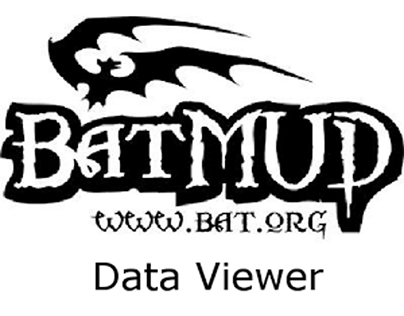 BatMUD Data Viewer