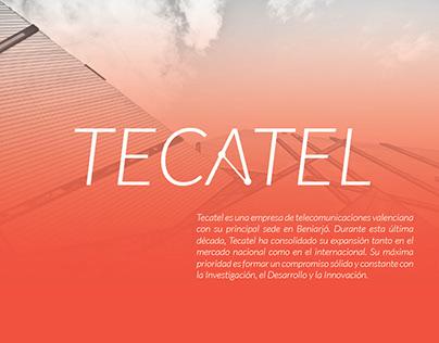 Tecatel. Proyecto de Identidad Corporativa