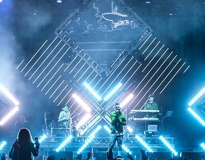 BRAINS . . . stage visuals