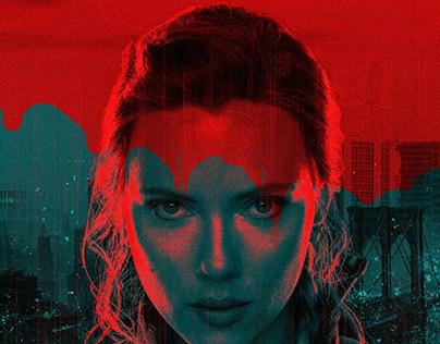 Black Widow 2020 Poster art!