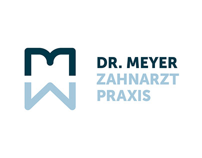 Corporate Design – Dr. Meyer – Zahnarztpraxis
