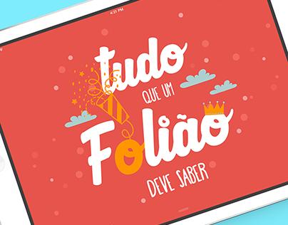 Governo de Minas Gerais   Carnaval 2016