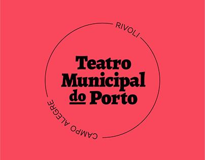 Teatro Municipal do Porto — Submission