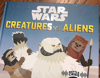 Star Wars - Kids Book