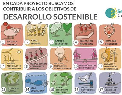 SDGs ilustrados