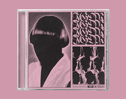 IGOR - Alternative Album Cover & Packaging