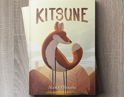 Illustrated Book Covers