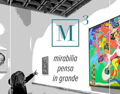 M3 - visual identity
