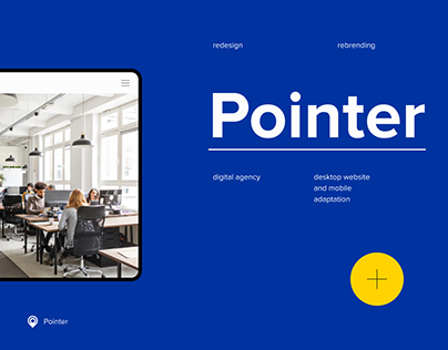 Redesign. Pointer Digital Agency