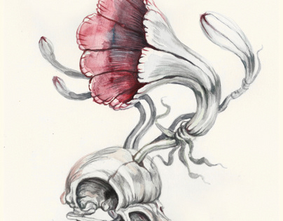 Abstract Flora VI