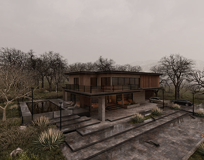 Rainforest House