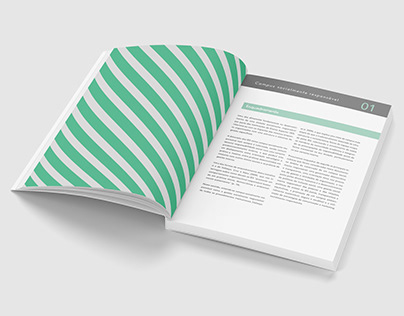 Editorial Design l Livro Verde ORSIES